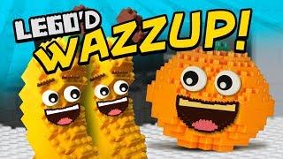 Annoying Orange - Wazzup LEGO