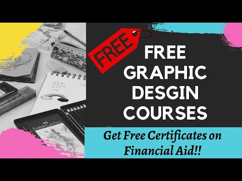 Free Graphic Design Courses | Apply for Financial Aid and Get ...