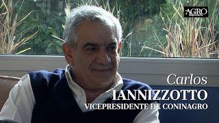 Carlos Iannizzotto - Vicepresidente de Coninagro