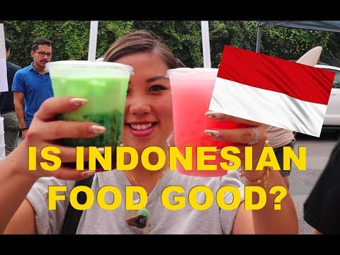 IS INDONESIAN FOOD GOOD???