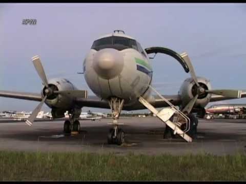 Miami Air Lease Inc. Convair C-131 Engine Run Mp3