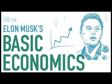 Elon Musk a ekonomika jeho firem - Wendover Productions
