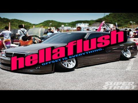 Что такое Hellaflush? What is Hellaflush?