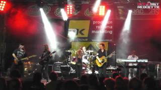 Video Roxette - Sleeping In My Car (by The RockSet)