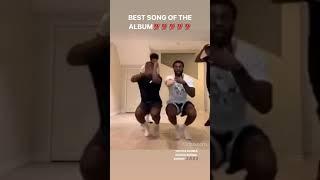 People dancing on donda chant TikTok meme