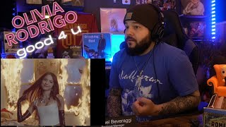 Olivia Rodrigo | good 4 u | Reaction