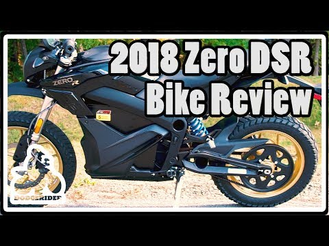 2018 Zero DSR – Bike Review