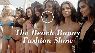 Beach Bunny Fashion Show at Cabana Pool Bar
