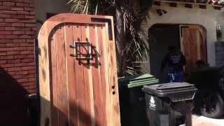 Tuscany Gate Gates Los Angeles, Mulholland Security