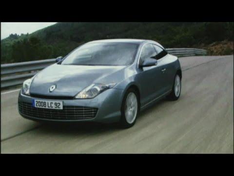 Renault Laguna Coupe Video