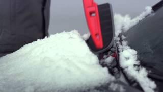 Nouveau balai à neige Garant