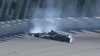 IndyCar - Pocono2016 FP1 Kimball Crashes
