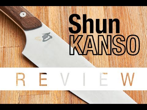 Shun Kanso Chef's Knife Review | If You Don't Like Shun, This May Change Your Mind