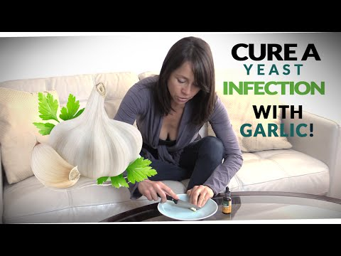 , title : 'Natural, Easy Yeast Infection Cure ~ Treatment with Garlic'
