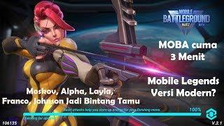 Game Baru Buatan Moonton Mobile Legends? Mobile Battleground - Blitz (Android/iOS)