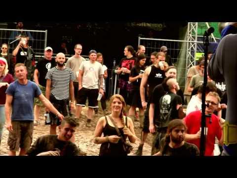 M.A.D. Band - M.A.D. Band - Babushka \ Vot Eto Da- live at Pod Parou(CZ) 2014