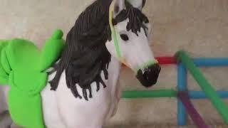 Обзор майей конюшни для лошадей.Бульдожка ТВ