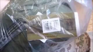 Auspacken und Testen des Mil Tec   Tactical T5 WinterSchlafsack