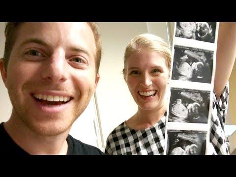 Surprise Pregnancy Announcement •Ned & Ariel