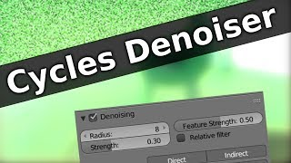 cycles denoiser
