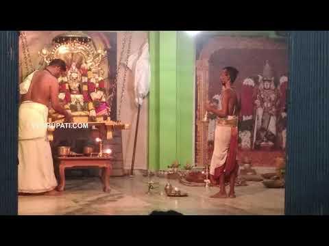 Vattavilai Then Tirupati Perumal Unjal Seva Video1 2019