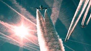 Химиотрассы или как нас травят с самолетов