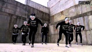 Ace Hoo - Wanna Beez (choreography Vadim Kulida) FREEWAY DANCE CENTRE @AceHood