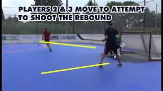 Stick Skillz Tutorial: Rebound & Save Progression