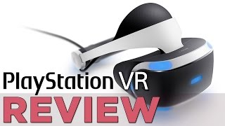 PlayStation VR REVIEW! Hardware, Setup, Games & More!