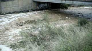 preview picture of video 'Aiguat del 2 de Novembre de 2008 a Riudoms'