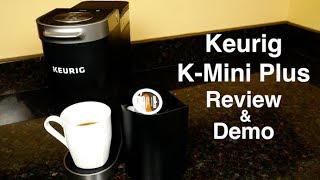 Keurig K Mini Plus Review and Demo