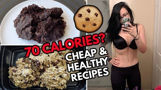 QUICK AND EASY DESSERTS FOR FAT LOSS! 🍪✨