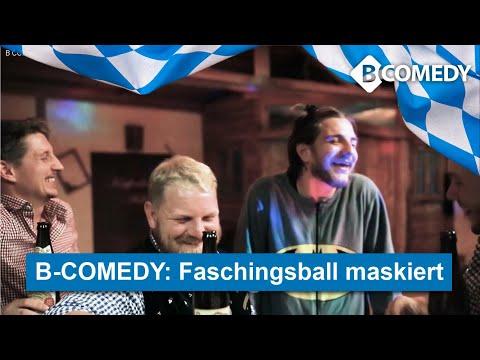 B COMEDY, lustiger, bayrischer Sketch, Faschingsscherz BATMAN