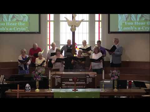 St. Andrew United Methodist Church, Chancel Choir, June 10, 2018, St. Albans, WV
