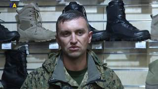 Army boots | Made in Ukraine