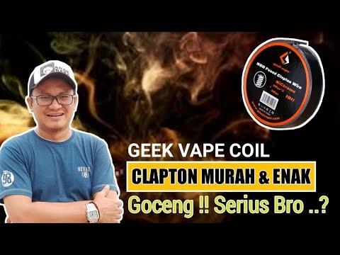 mp4 Geekvape Ni80 Clapton Wire, download Geekvape Ni80 Clapton Wire video klip Geekvape Ni80 Clapton Wire