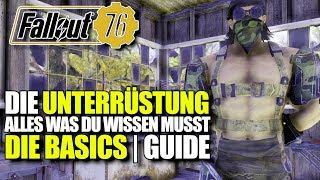 Unterrüstung   Die Basics im Überblick   Guide   Fallout 76