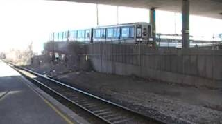 preview picture of video 'SRT Departs Kennedy Station'