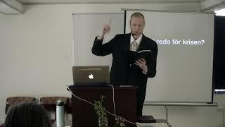 02 Är DU redo för krisen? – Daniel Gustafsson