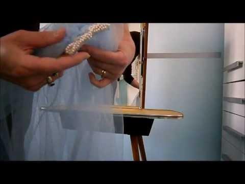 Brautschleier selber machen - DIY tutorial Anleitung Schleier