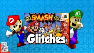 Green Mario - Glitches in Super Smash Bros. 64 - DPadGamer - dooclip.me