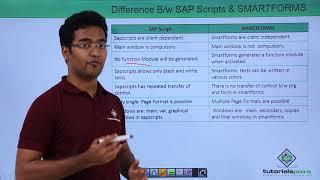 SAP ABAP - SmartForms
