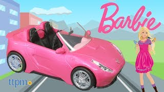 Barbie Convertible from Mattel