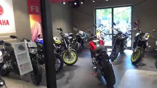 цены на новые мотоциклы yamaha и kawasaki 2018