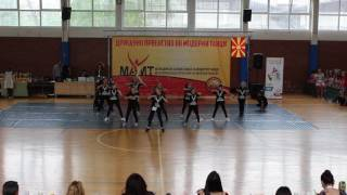 AQUA | TWIXERS | kids hip hop formation B-class, State Championship 2017