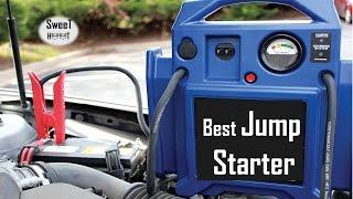 Best Jump Starters 2018 - Car Jump Starter Reviews