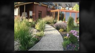$500 backyard pond & waterfall (Spring Version) - WEEKEND LANDSCAPING IDEA
