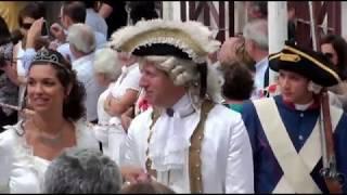 preview picture of video 'Bovino: Cavalcata Storica 2013'
