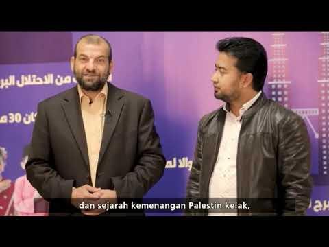 Palestine ucap terima kasih kepada Malaysia