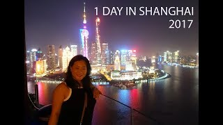 1 Day In Shanghai -  Hipster Stuff